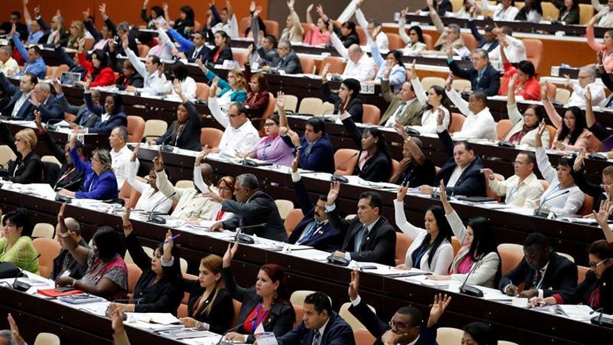 El Parlamento cubano aprueba el borrador final de la nueva Constitución