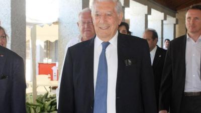 SCC propone a Vargas Llosa como candidato al 30 Premio Internacional Cataluña