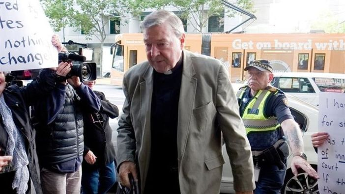 Tribunal australiano enjuiciará al cardenal Pell por presunta pederastia