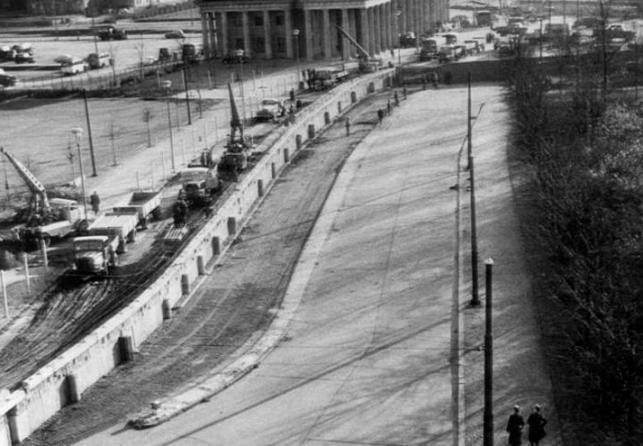Los historiadores agregan un muerto más a las estadísticas del Muro de Berlín