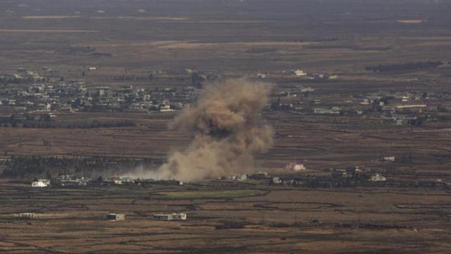 Al menos 3 soldados sirios muertos y 7 heridos por un ataque de Israel