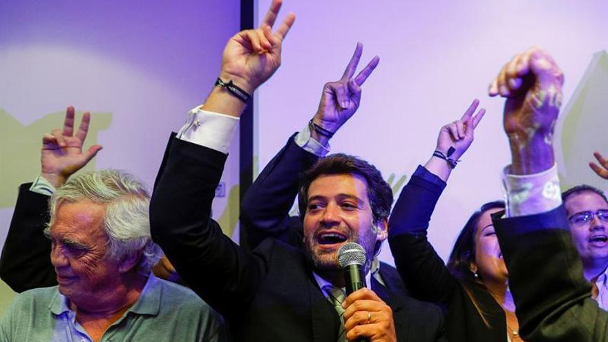 Chega, el Vox portugués. La ultraderecha entra por primera vez en el Parlamento de Portugal