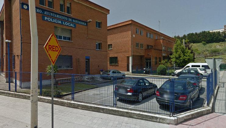 Sede de la Policía Local de Santander