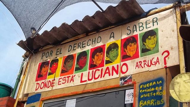 Vigilia por Luciano Arruga