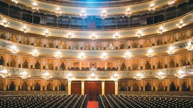 Teatro Colón II