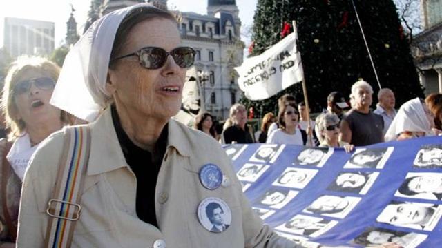 Hoy se realiza la 33º Marcha de la Resistencia en Plaza de Mayo