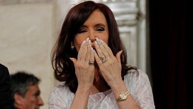 CFK - Foto La Nación