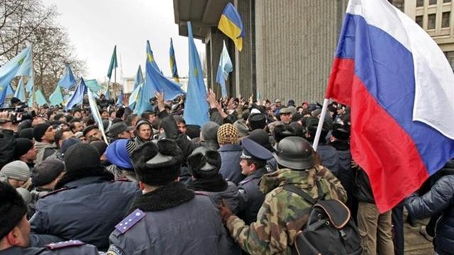 Ucrania - Rusia