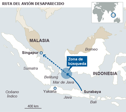 Air Asia EL PAIS