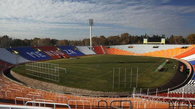 Estadio Malvinas Argentinas de Mendoza.