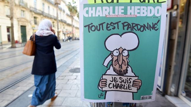 Rupture Charlie Hebdo