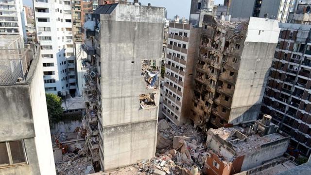 Explosion Rosario