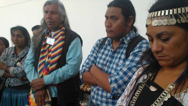 Mesa Indigena