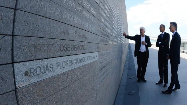 Macri Parque de la Memoria