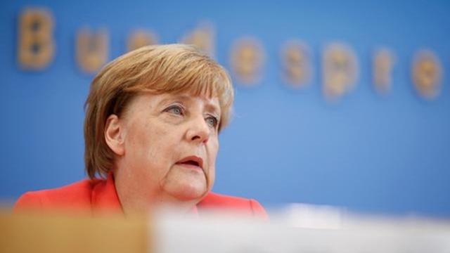Soros Merkel