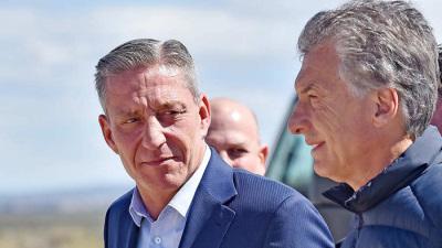 Macri convocó al gobernador Arcioni a una reunión