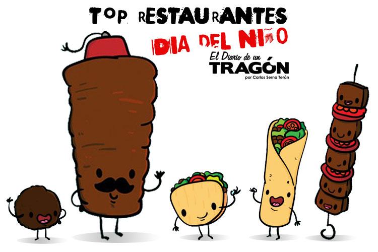 Top Restaurantes Guadalajara Día del Niño