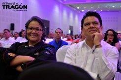 Chef Betty Vázquez y Carlos Elizondo