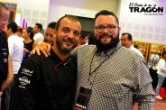Con el Chef Kisko Garcia