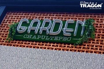 Garden Chapultepec