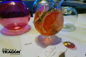 Pink Drinks by Crafted