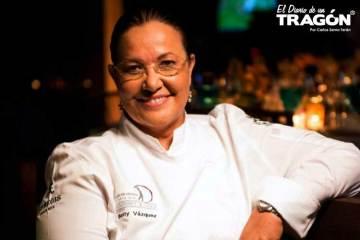 Chef Betty Vázquez