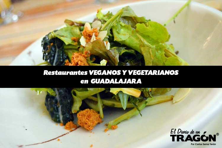 Restaurantes Veganos y Vegetarianos en Guadalajara