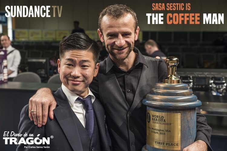 "SUNDANCETV estrena "" The Coffee Man "" documental de Sasa Sestic"
