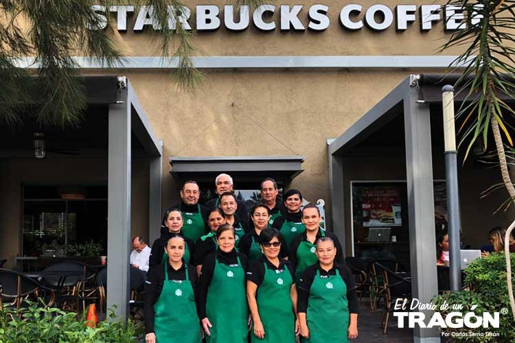 Starbucks adultos mayores