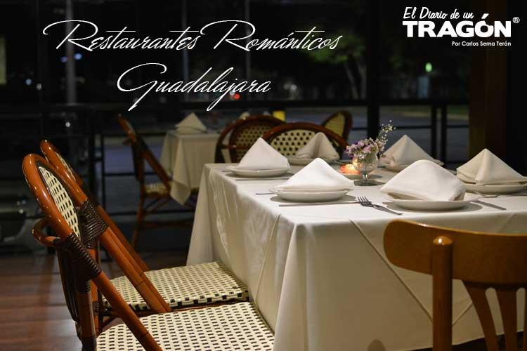 Restaurantes Románticos en Guadalajara