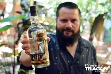Tequila Cazadores Añejo Cristalino