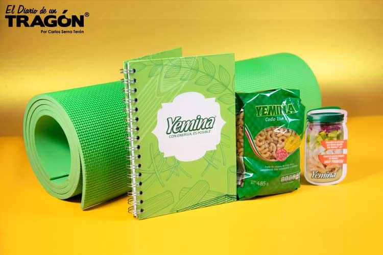 Giveaway Yemina 2019