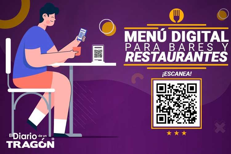 Menús digitales