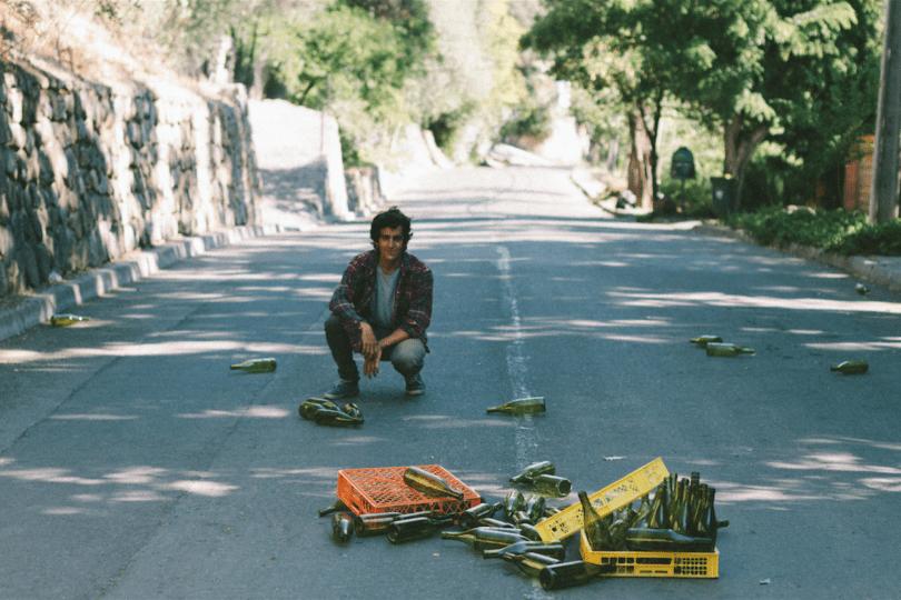 """Oscar Muñoz: El joven chileno que quiere hacer una revolución social con """"los mejores vasos del mundo"""""""