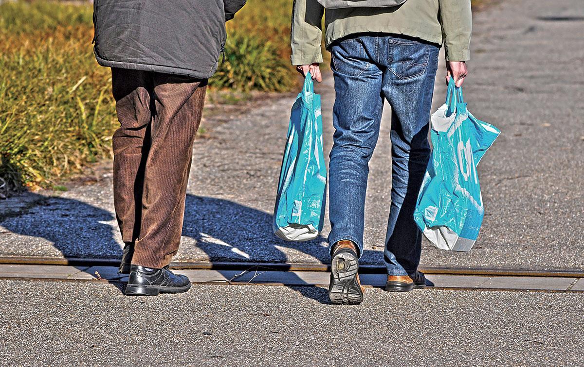 bolsas de tela fundas plasticas