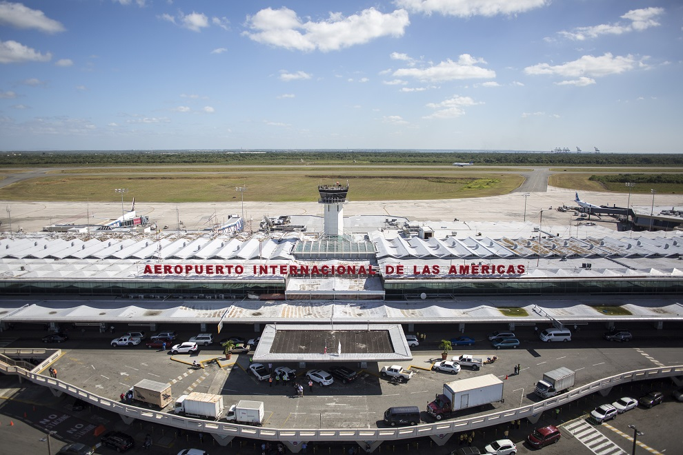 las americas airport, dominican republic