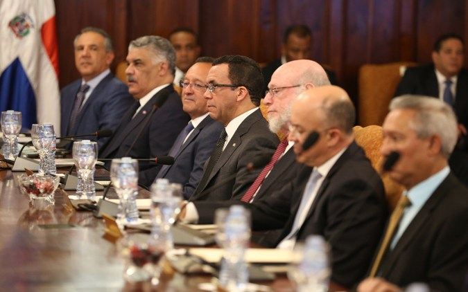 consejo de ministros gobierno dominicano