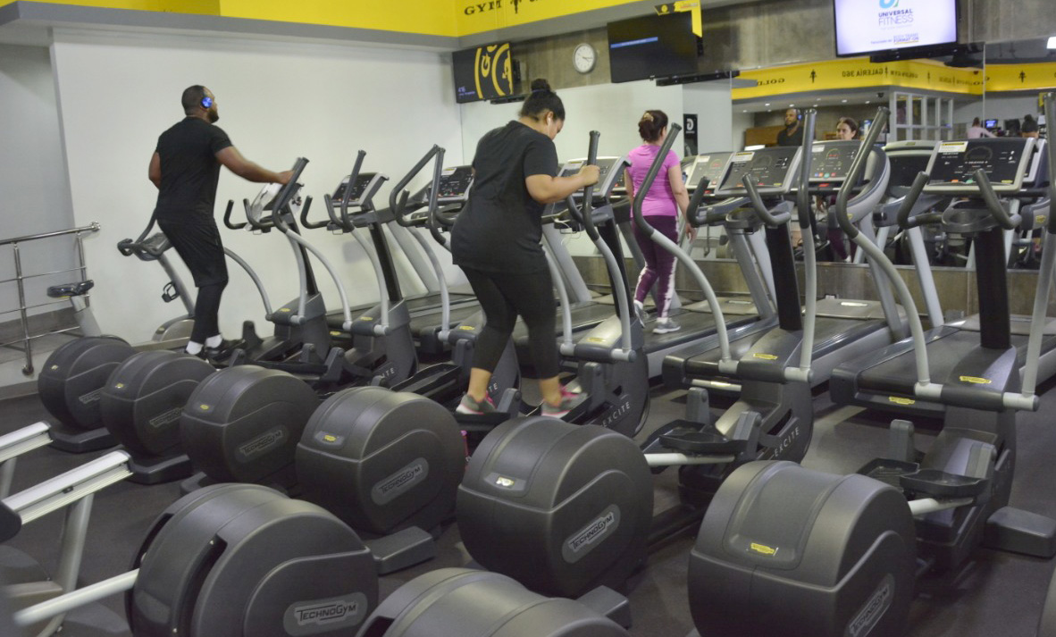 gimnasio golds gym