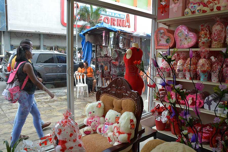 75% de transacciones son en restaurantes — San Valentín