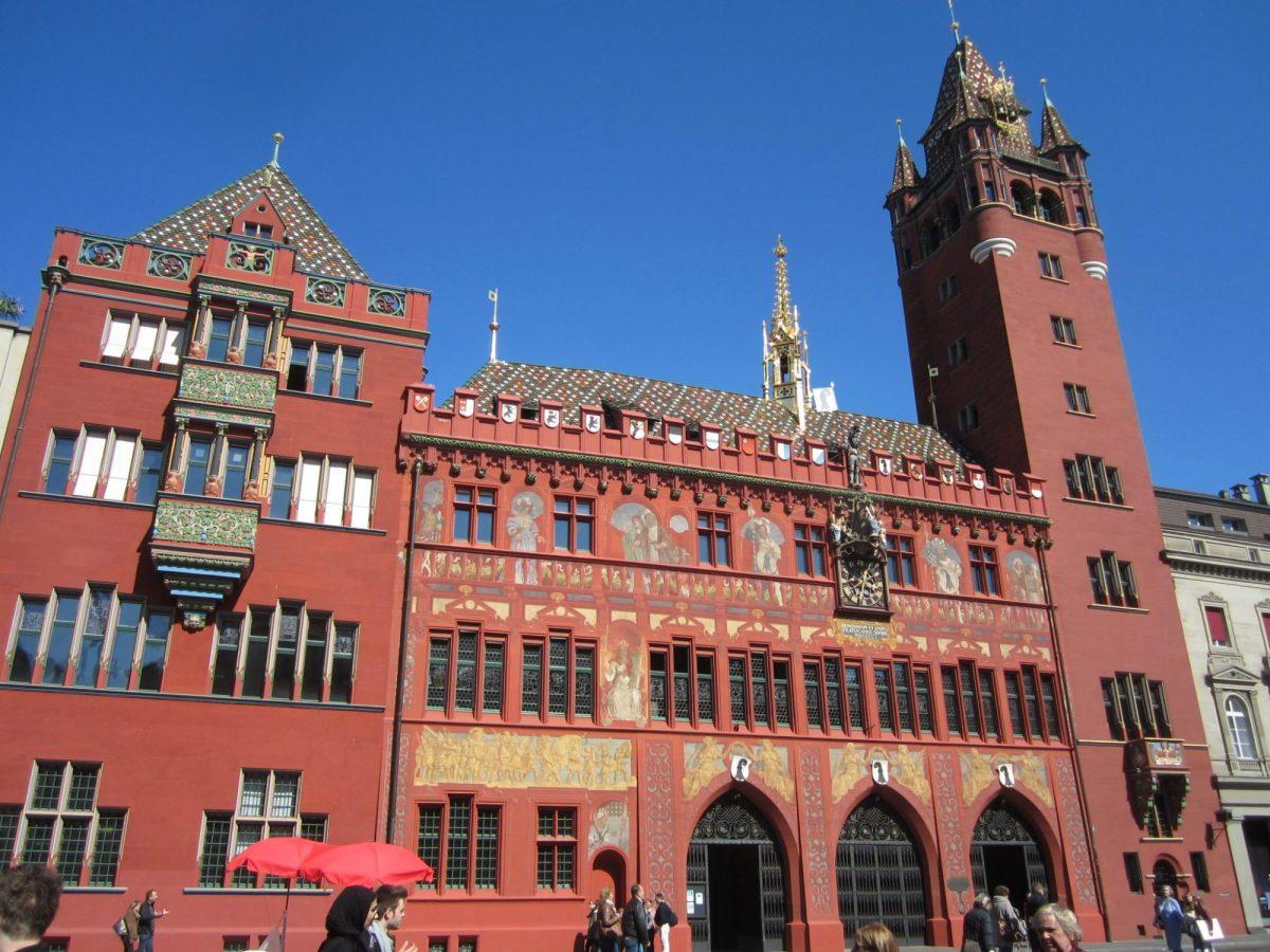 Ayuntamiento de Basel