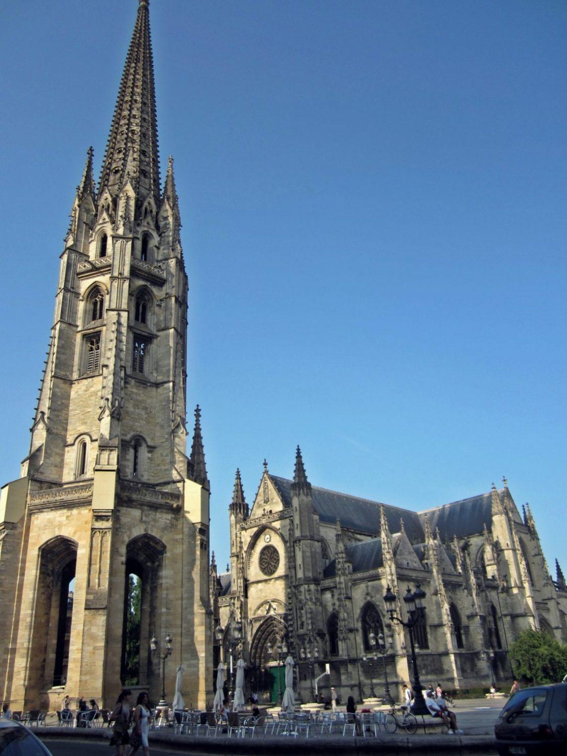 Iglesia de San Michel Burdeos