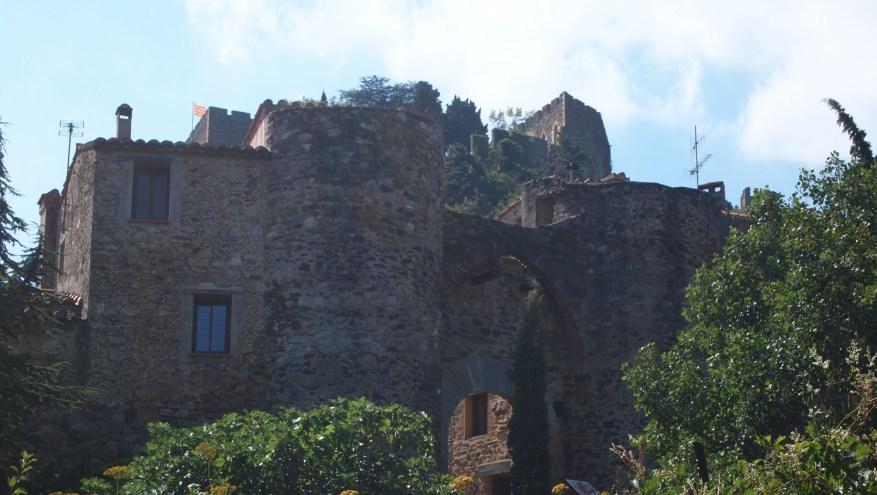 Puerta de Castelnou