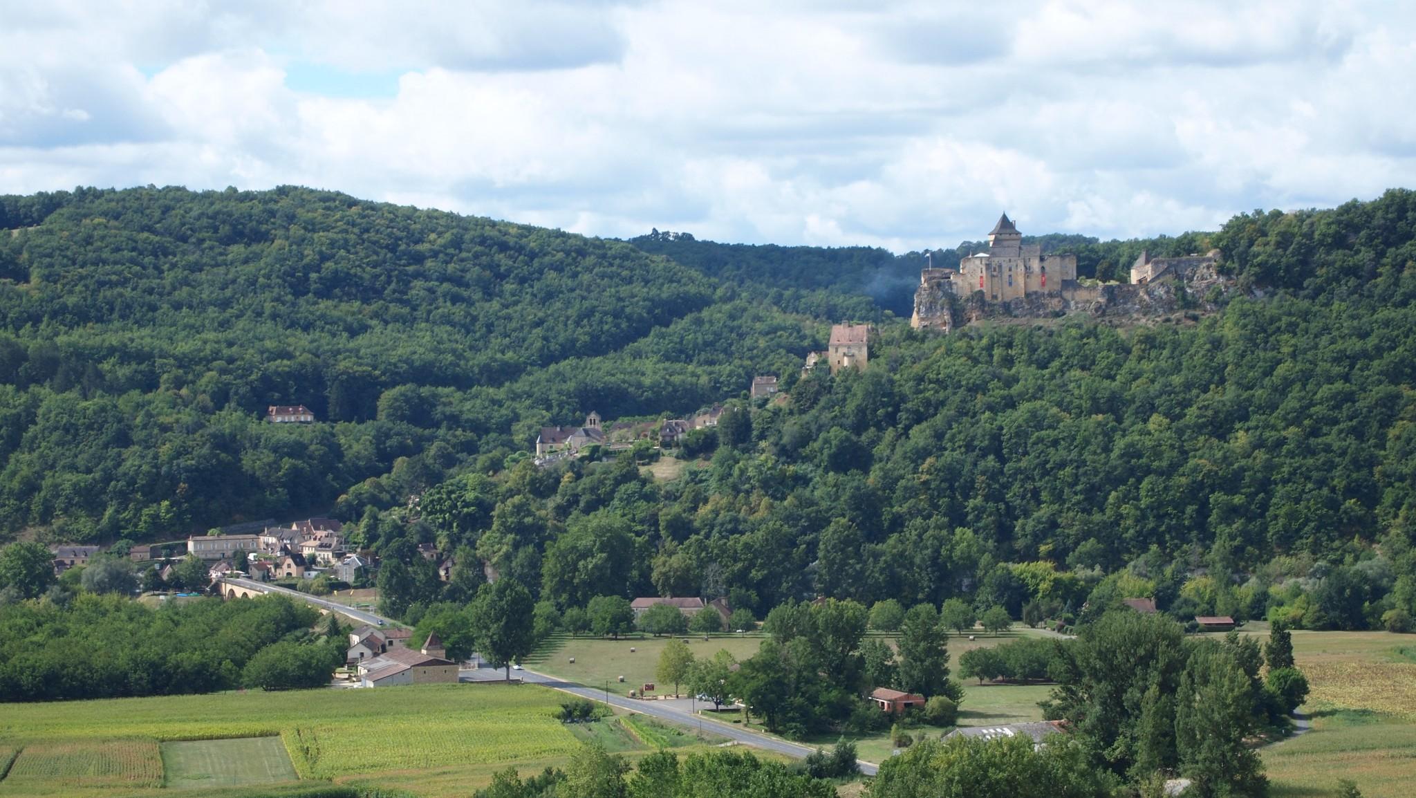 Castelnaud la Chapelle desde Beynac