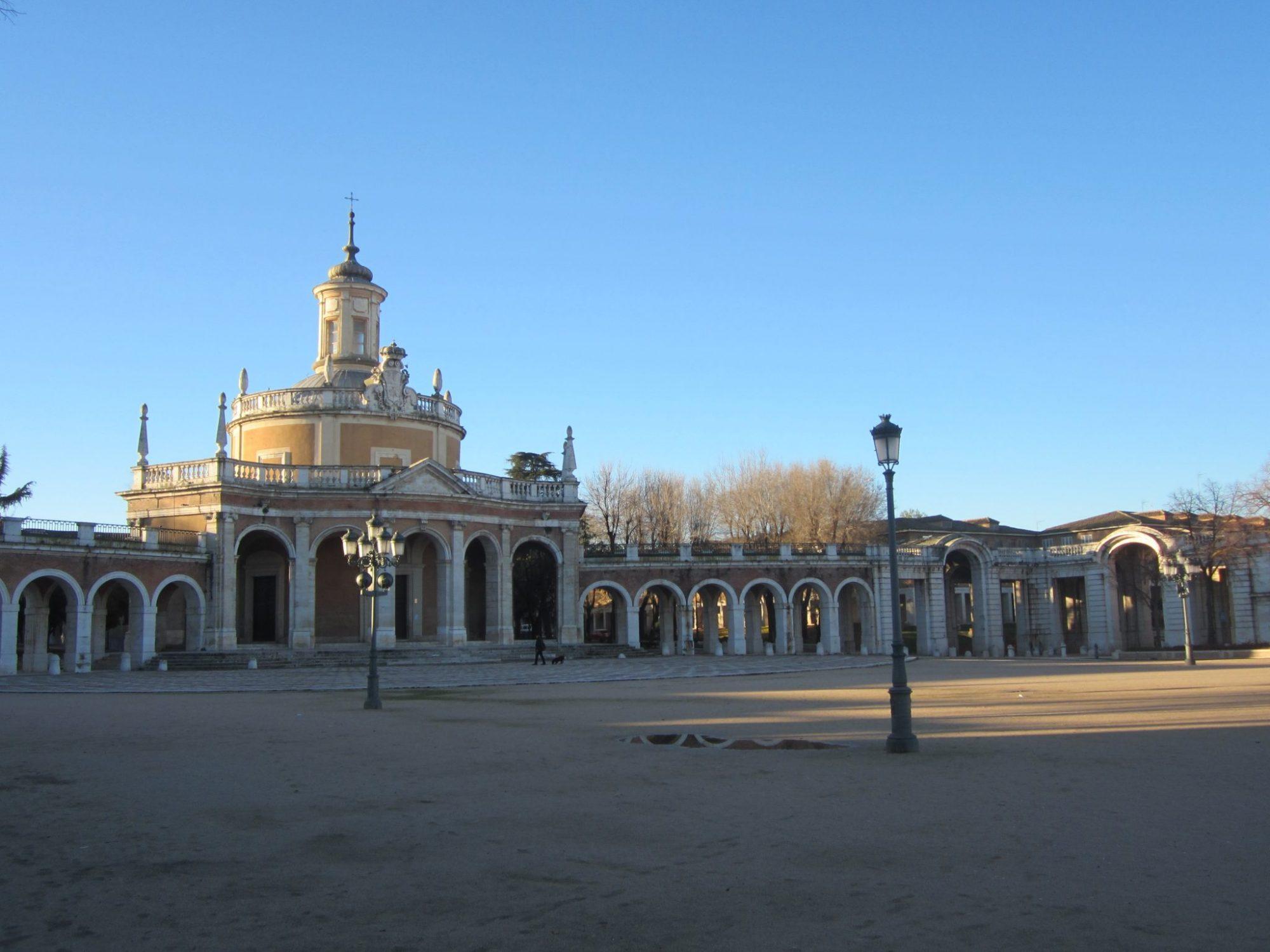 Palacio real de aranjuez y el jard n del pr ncipe madrid - Oficina de turismo de aranjuez ...
