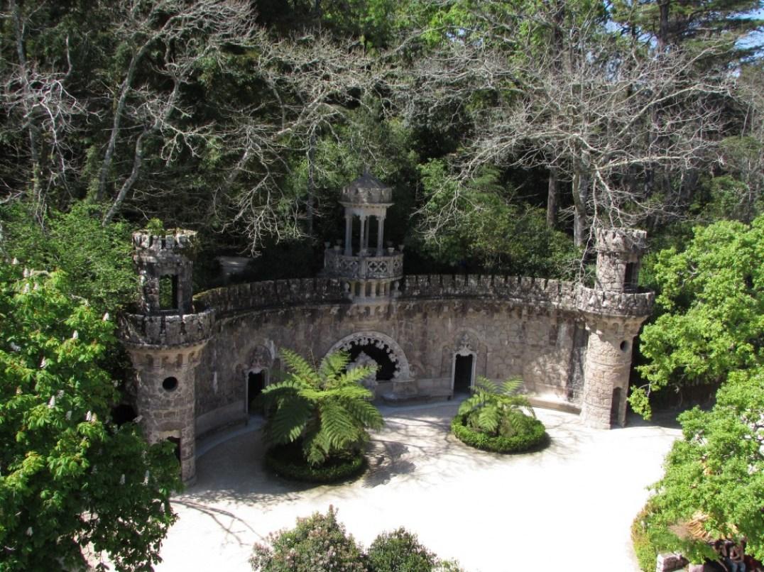 jardines de la quinta da regaleira portugal 4