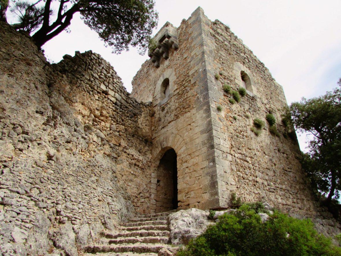 Resultado de imagen de Torre del homenaje del Castillo de Alaró