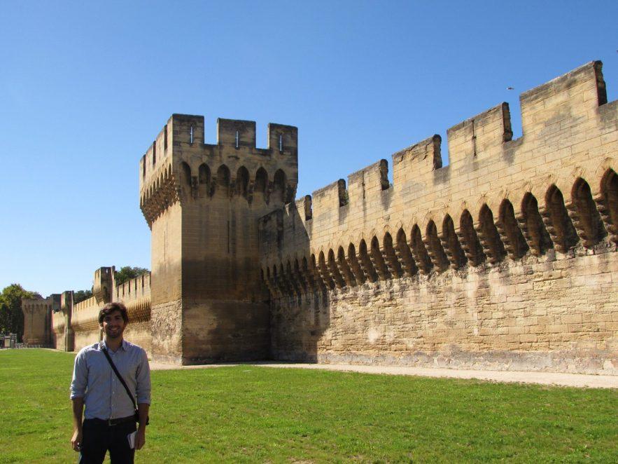 murallas de avignon