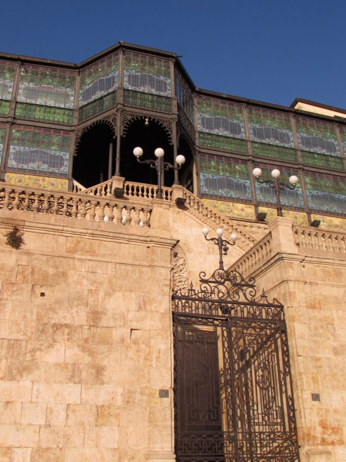 Modernismo en Salamanca