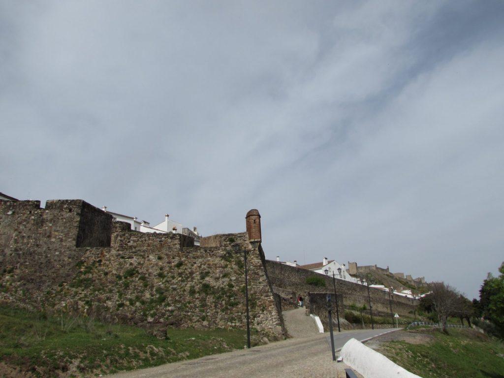 murallas marvao portugal