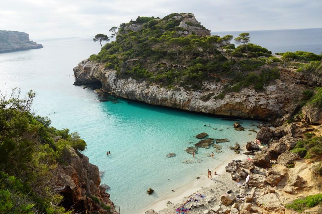 Caló des Moro, una de las mejores calas de Mallorca